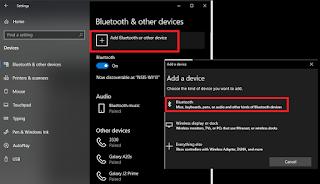 Cara kirim file dari hp ke laptop Windows 10 dan sebaliknya