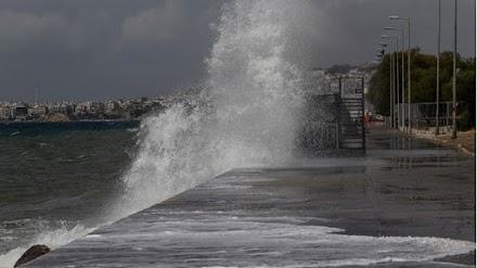 Πάττυ Σπηλιωτοπούλου: Σενάριο για μεσογειακό κυκλώνα το τρίτο δεκαήμερο του Μαρτίου