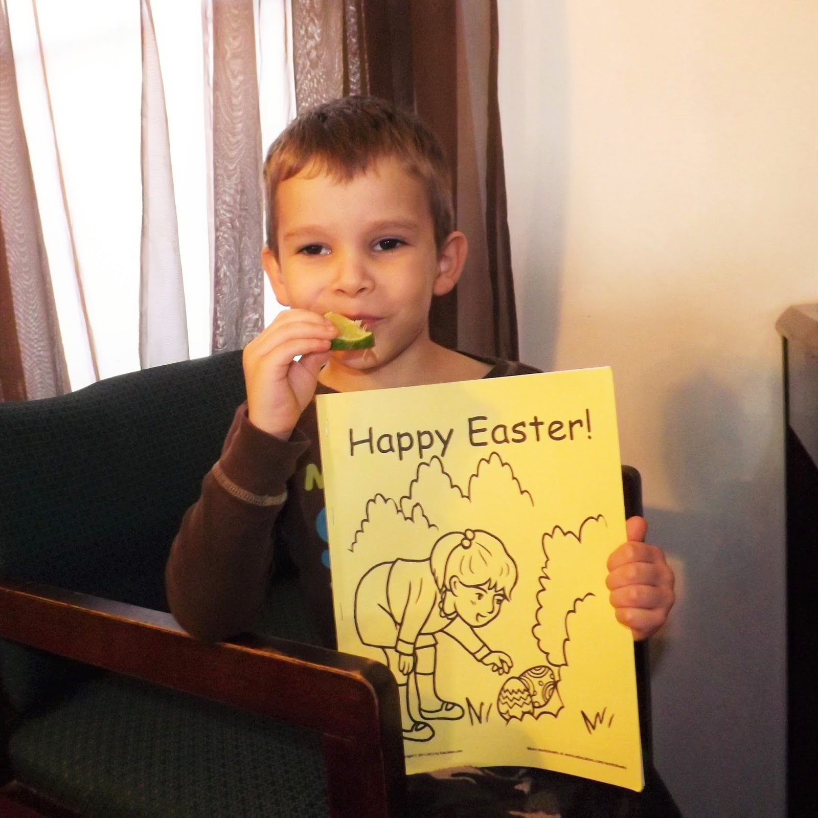 Life O Kay How To Make Easter Workbooks From Education
