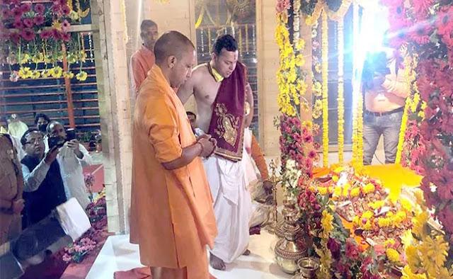yogi in Ayodhya, Yogi Adityanath, coronavirus in Uttar Pradesh, coronavirus, Ajay Kumar Lallu