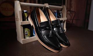Sepatu Pantofel Pria Keren Model Terbaru Korea Mei 2016