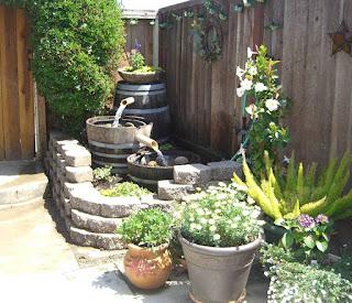 Tìm hiểu những nguyên tắc chuẩn cho sân vườn thiết kế
