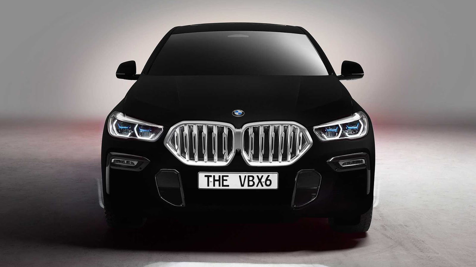 Spyshot BMW X6 Vantablack, Mobil Paling Hitam!