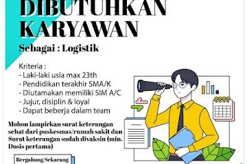 Loker Bandung Staf Logistik Toko Buku Togamas