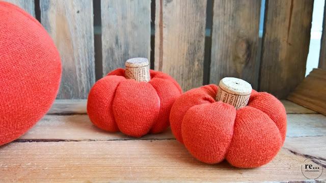 jesień, autumn, Halloween, liście, leaves, dynie, pumpkins, nietoperz, duch, recycle, papierowa wiklina