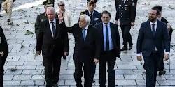 >Μηνύματα προς την Τουρκία, αλλά και προς την Ευρωπαϊκή Ένωση έστειλε σήμερα από την Πάτρα ο Πρόεδρος της Δημοκρατίας, Προκόπης Παυλόπουλ...