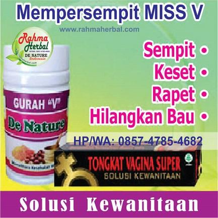 Paket Penyempit Miss V