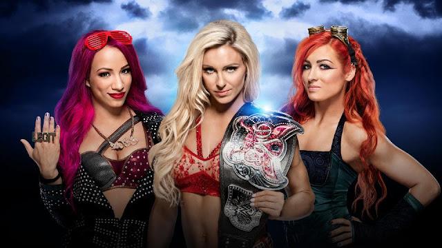 Charlotte (c) vs. Sasha Banks vs. Becky Lynch Predictions