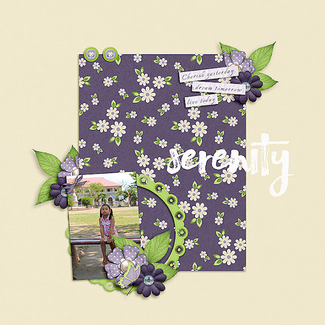 Weekly Layout Share Week 12