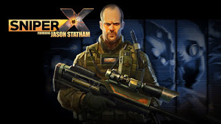 Download Sniper X Feat Jason Statham v1.5.4 Mod Apk (Unlimited Money)