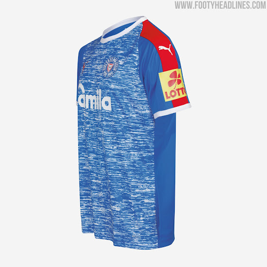 holstein kiel 20 21 home away kits