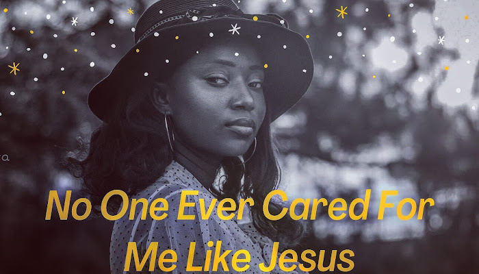 No One Ever Cared For Me Like Jesus Cover By Sandra Karo