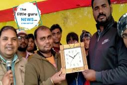 रोमांचक मैच में विसरहिया को 2 रनों से हरा बखरी सेमीफाइनल में