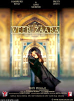Veer Zaara 2004 720p Hindi BRRip Full Movie Download