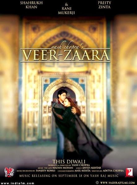 Veer Zaara 2004 720p Hindi BRRip Full Movie Download extramovies.in Veer-Zaara 2004
