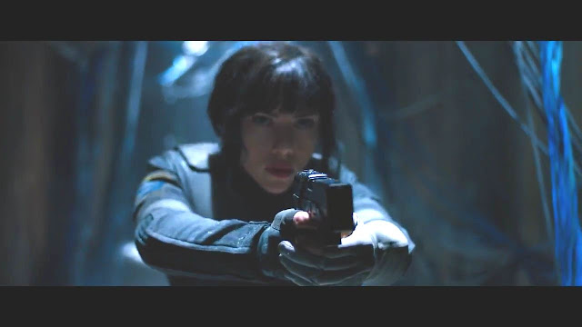 Ghost in the Shell 2017 (Scarlett Johansson)