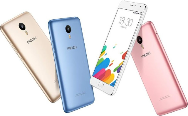 Meizu m1 metal Specifications - LAUNCH Announced 2015, October DISPLAY Type LTPS IPS LCD capacitive touchscreen, 16M colors Size 5.5 inches (~72.8% screen-to-body ratio) Resolution 1080 x 1920 pixels (~403 ppi pixel density) Multitouch Yes Protection Dinorex T2X-1 scratch/shock resistant glass BODY Dimensions 150.7 x 75.3 x 8.2 mm (5.93 x 2.96 x 0.32 in) Weight 162g (5.71 oz) SIM Dual SIM (Nano-SIM, dual stand-by) PLATFORM OS Android OS, 5.1.1 (Lollipop) CPU Octa-core 2.0 GHz Cortex-A53 Chipset Mediatek MT6795 Helio X10 GPU PowerVR G6200 MEMORY Card slot microSD, up to 128 GB (uses SIM 2 slot) Internal 16/32 GB, 2 GB RAM CAMERA Primary 13 MP, f/2.2, autofocus, dual-LED (dual tone) flash Secondary 5 MP, f/2.0, 1080p Features Geo-tagging, touch focus, face detection, HDR, panorama Video 1080p@30fps NETWORK Technology GSM / HSPA / LTE 2G bands GSM 900 / 1800 / 1900 - SIM 1 & SIM 2 3G bands HSDPA 900 / 1900 / 2100    TD-SCDMA 1880 / 2010 4G bands LTE band 1(2100), 3(1800), 38(2600), 39(1900), 40(2300), 41(2500) Speed HSPA 42.2/5.76 Mbps, LTE Cat4 150/50 Mbps GPRS Yes EDGE Yes COMMS WLAN Wi-Fi 802.11 a/b/g/n/ac, dual-band, Wi-Fi Direct, hotspot GPS Yes, with A-GPS, GLONASS, BDS USB microUSB v2.0, USB Host Radio No Bluetooth v4.1, A2DP, LE FEATURES Sensors Sensors Fingerprint, accelerometer, gyro, proximity, compass Messaging SMS(threaded view), MMS, Email, Push Mail, IM Browser HTML5 Java No SOUND Alert types Vibration; MP3, WAV ringtones Loudspeaker Yes 3.5mm jack Yes BATTERY  Non-removable Li-Ion 3140 mAh battery Stand-by  Talk time  Music play  MISC Colors White, Gold, Gray, Blue, Pink SAR US - Flyme OS 5.1/Yun OS - Active noise cancellation with dedicated mic - MP3/WAV/eAAC+/FLAC player - MP4/H.264 player - Document editor - Photo/video editor