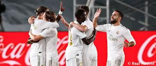 Real Madrid: 1.100 victorias como locales en Liga