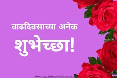 vadhdivsachya hardik shubhechha banner