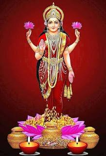 Lakshmi Dwadasa Nama Stotram
