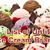 List of 47 Ice Cream Brands which are declared Unfit