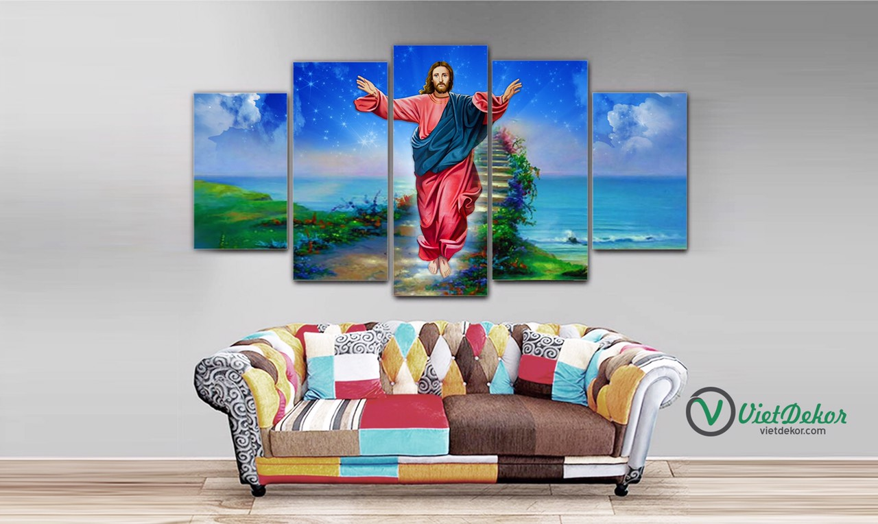 Tranh công giáo Chúa Giê su T42