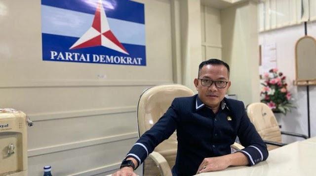 Fraksi Demokrat DPRD Lampung Tolak RUU Cipta Kerja