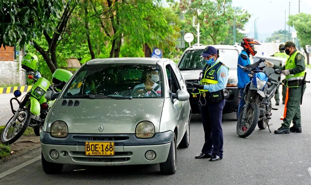 la Secretaría de Movilidad de Villavicencio anunció que se prorrogan las disposiciones del Decreto 290 de 2020