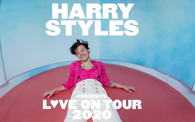 Harry Styles en Mexico 03 Octubre 2020 Boletos Foro Sol baratos en Primera fila VIP no agotados