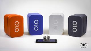 Conhela a OLO a primeira impressora 3D para Smartphone