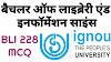 IGNOU BLI228 MCQ | Bachelor Of Library & Information Science MCQ Questions.
