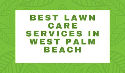 Best lawn care services west palm beach