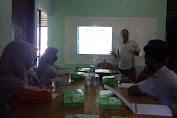 Pelatihan Jurnalis Dasar Diikuti Pelajar di Tebo