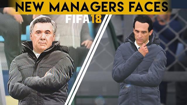 FIFA 18 faces ZonaHype