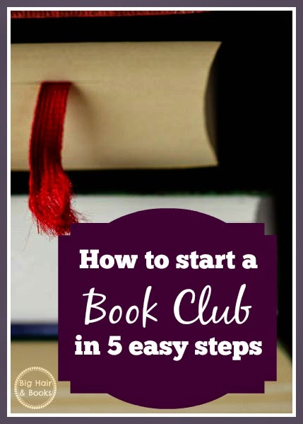 How to Start a Book Club in 5 Easy Steps