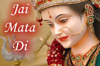 Durga Puja Wishes || Happy Navratri Wishes, Images & Quotes in Hindi