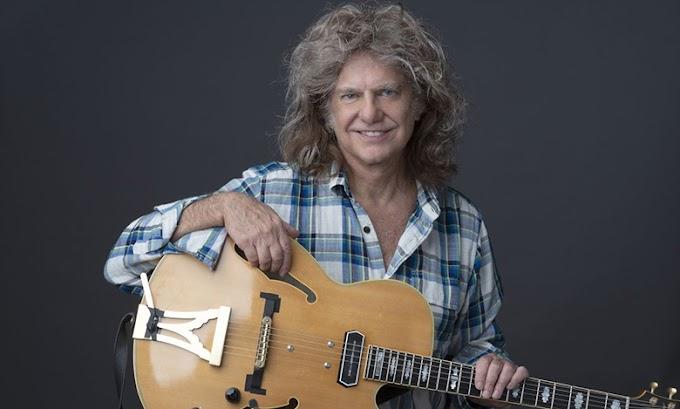 """Il 10 settembre esce """"SIDE-EYE NYC (V1.IV)"""", il nuovo album di PAT METHENY, leggendario chitarrista vincitore di 20 GRAMMY Award!"""