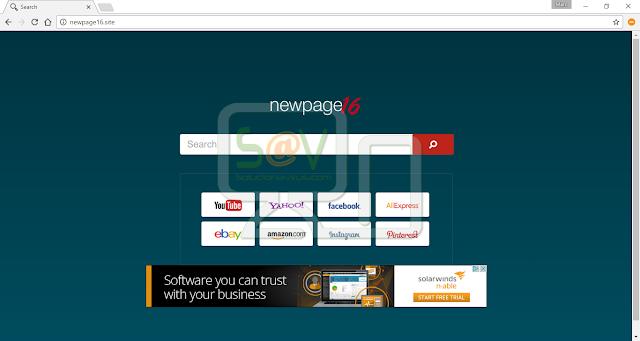 Newpage16.site (Hijacker)