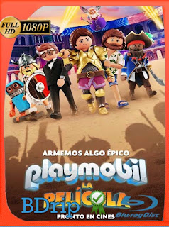 Playmobil: La película (2019) BDRIP1080pLatino [GoogleDrive] SilvestreHD
