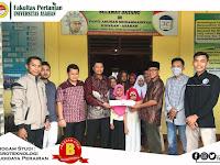 Fakultas Pertanian UNA Salurkan Infaq Ke Panti Asuhan Putri Muhammadiyah Asahan