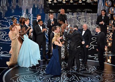 Oscars 2014 12 Years A Slave