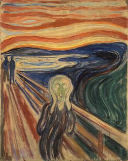 Edvard Munch Der Schrei 1910
