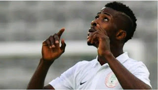 Iheanacho late strike earn Eagles Draw Against Corsica