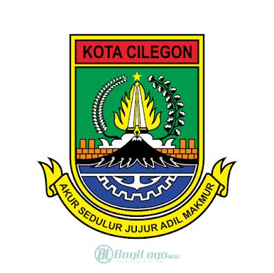 Kota Cilegon Logo Vector