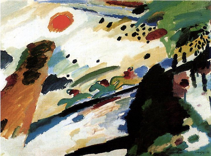 Vasilij Vasiljevič Kandinski - Page 3 Wassily+Kandinsky+-+Tutt%2527Art%2540+%252814%2529