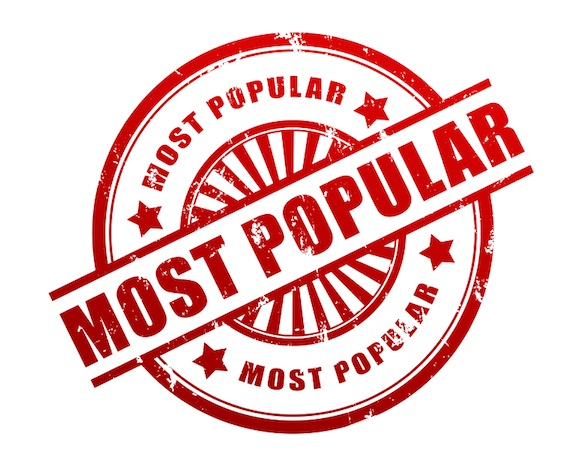 Lima entri paling popular sepanjang zaman