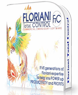 Floriani Total Control v7.25 Portable