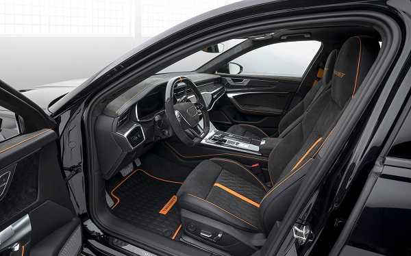 Mansory Audi RS 6 Avant