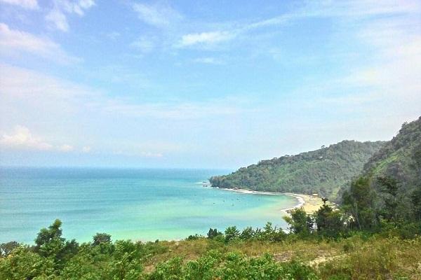 Pantai Cibangban Sukabumi