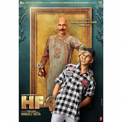 Housefull 4 First Look | Housefull 4 Bollywood Movie Star Cast, Release Date, Trailer, Movie,Poster Download